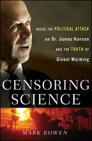 Censoring Science Book Cover