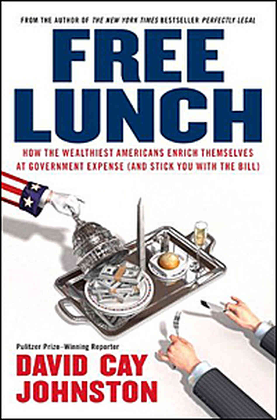 Free Lunch book cover