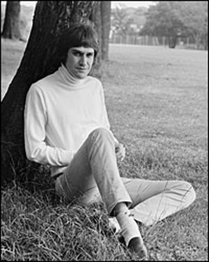Ray Davies as a young man