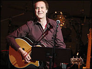 Ray Davies at a benefit concert
