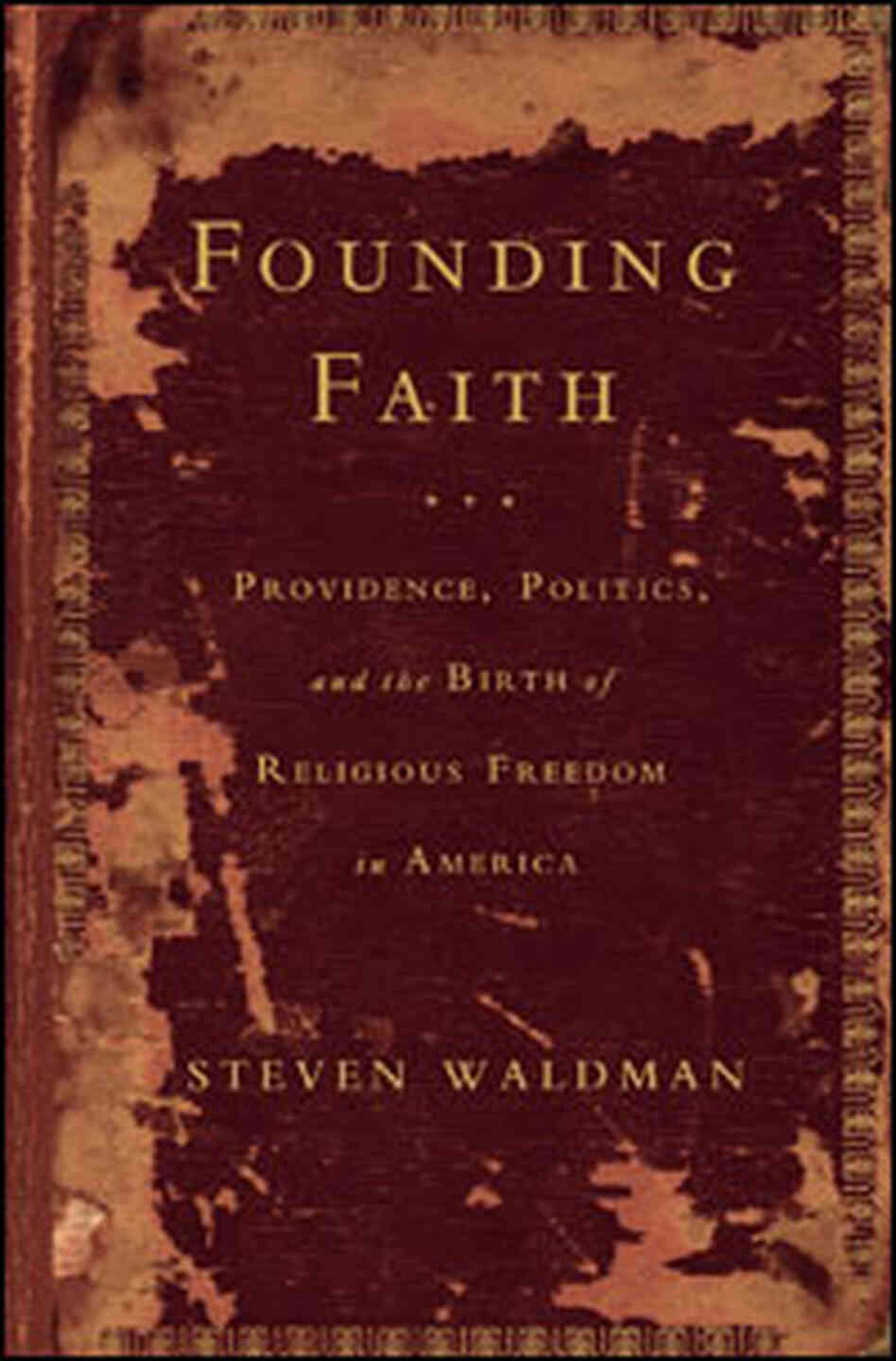 Cover, 'Founding Faith'