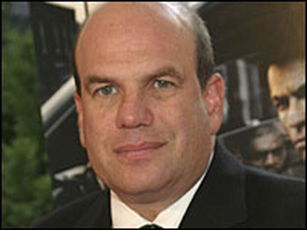 David Simon was a reporter for The Baltimore Sun before becoming a television writer. (Getty Images)