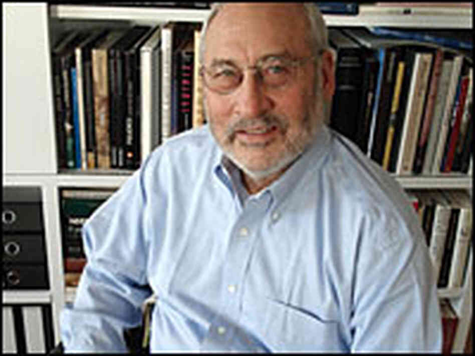 Joseph Stiglitz, coauthor of 'The Three Trillion Dollar War'