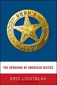 'Bush's Law' cover