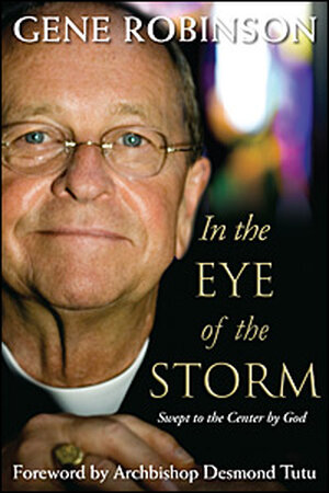 'In the Eye of the Storm' cover
