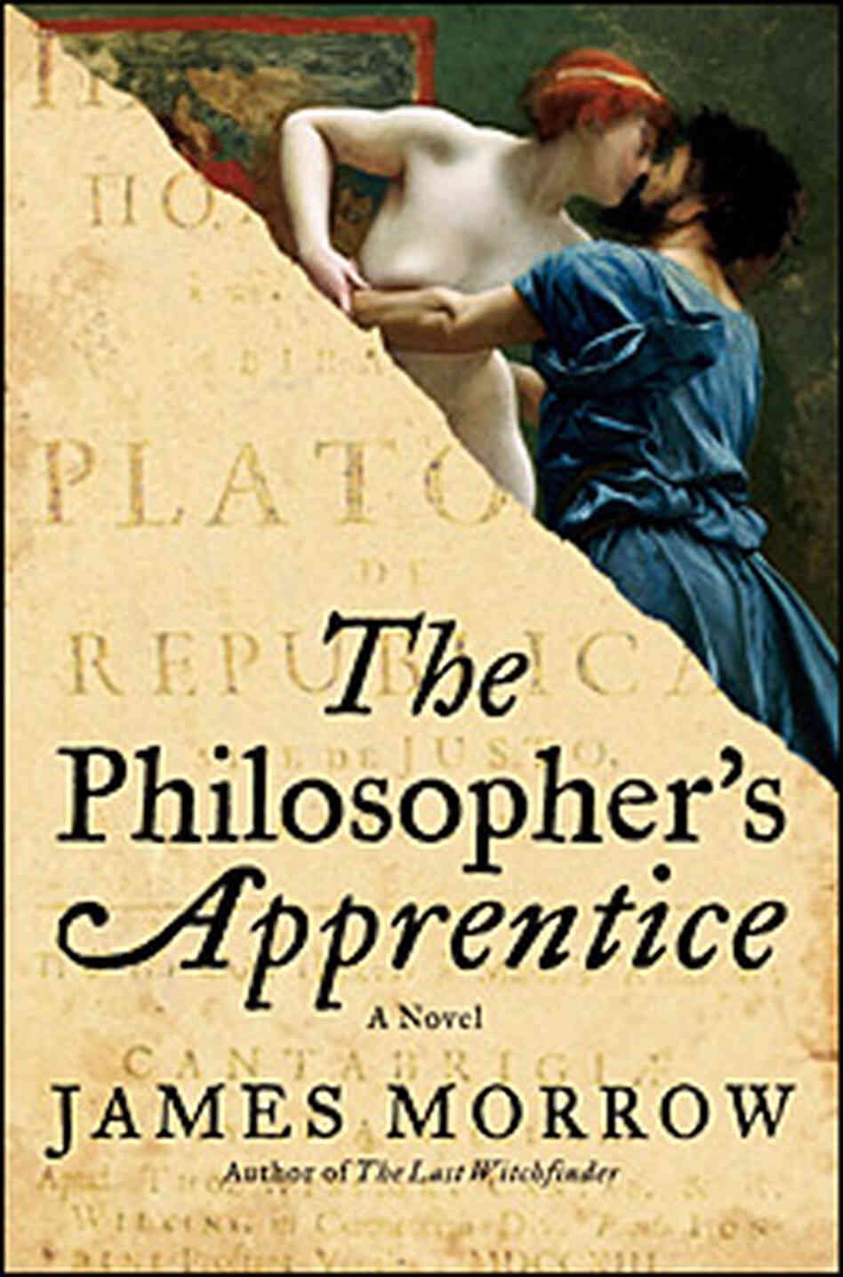 'The Philosopher's Apprentice' cover