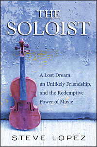 'The Soloist' cover