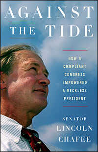 'Against the Tide' cover