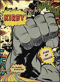 'Kirby: King of Comics' cover