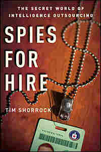 'Spies for Hire' cover