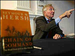 Journalist Seymour Hersh