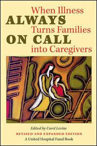 Carol Levine, Championing The Caregiver's Cause : NPR