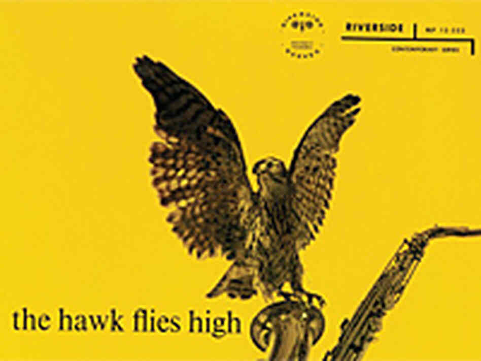 'The Hawk Flies High' cover art