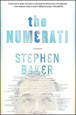 cover of Stephen Baker's 'The Numerati'