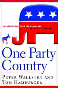 "Book Cover of ""One Party Country"""