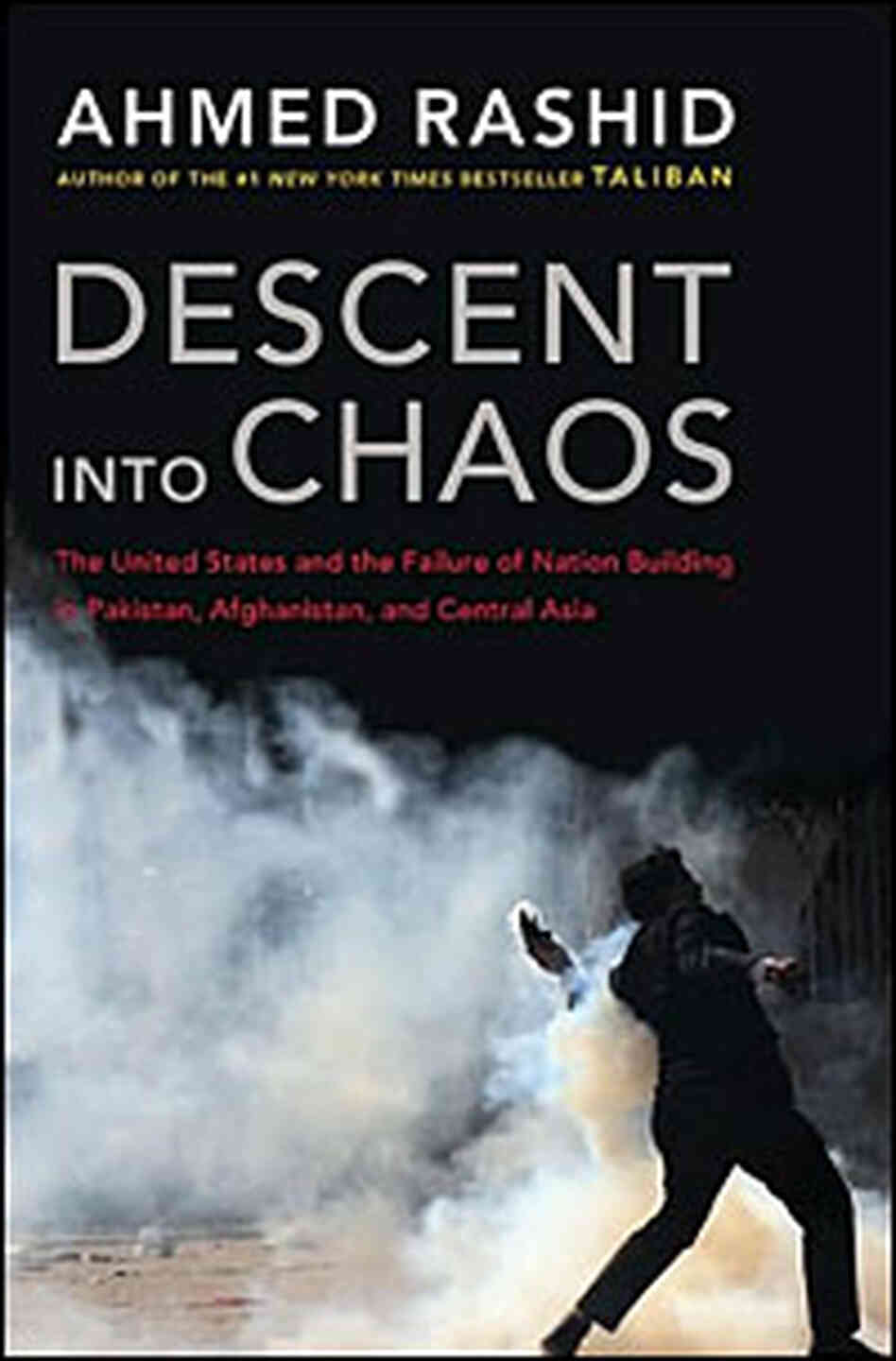 'Descent into Chaos' Cover Image