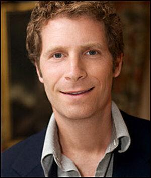 Author Nathaniel Frank