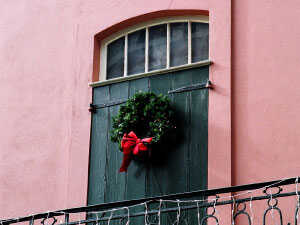 French Quarter at Christmas (300) (iStock)