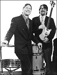Chris and Dan Brubeck