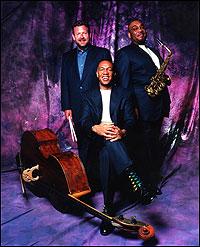 Jeff Hamilton, John Clayton, Jeff Clayton