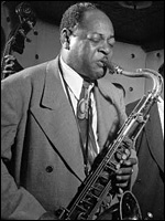 Coleman Hawkins. Photo Credit: Library of Congress