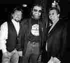 Sam Phillips and his sons Jerry and Knox in Memphis, 1999.