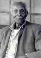 The first man that Eddie interviewed, Matt Harris, at 110 yrs old.