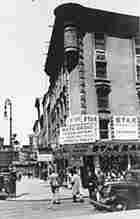 Radio Row circa 1935