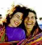 The Kitchen Sisters, Davia Nelson and Nikki Silva