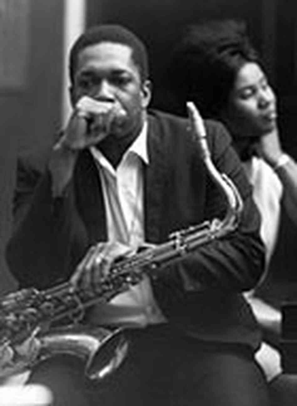 Integral Options Cafe: John Coltrane Performs A Love ...