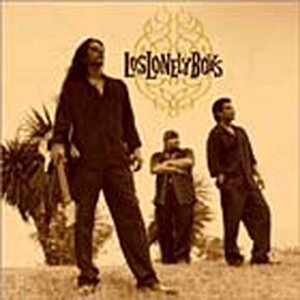 'Los Lonely Boys' CD Cover