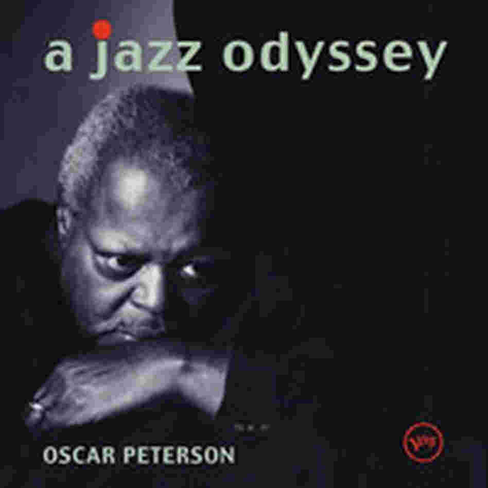 'A Jazz Odyssey' CD cover