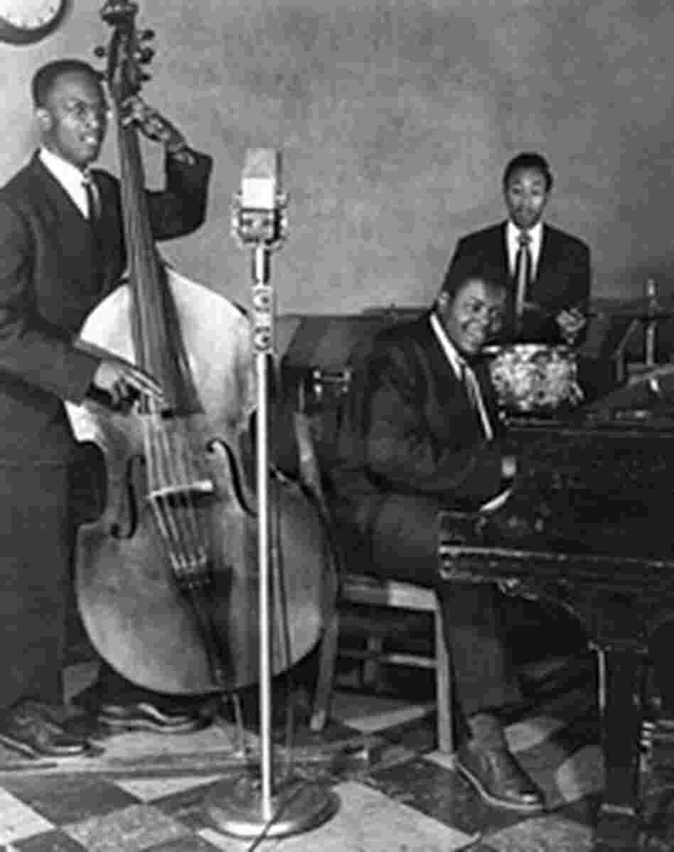 The original Oscar Peterson Trio