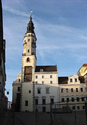Görlitz city hall.
