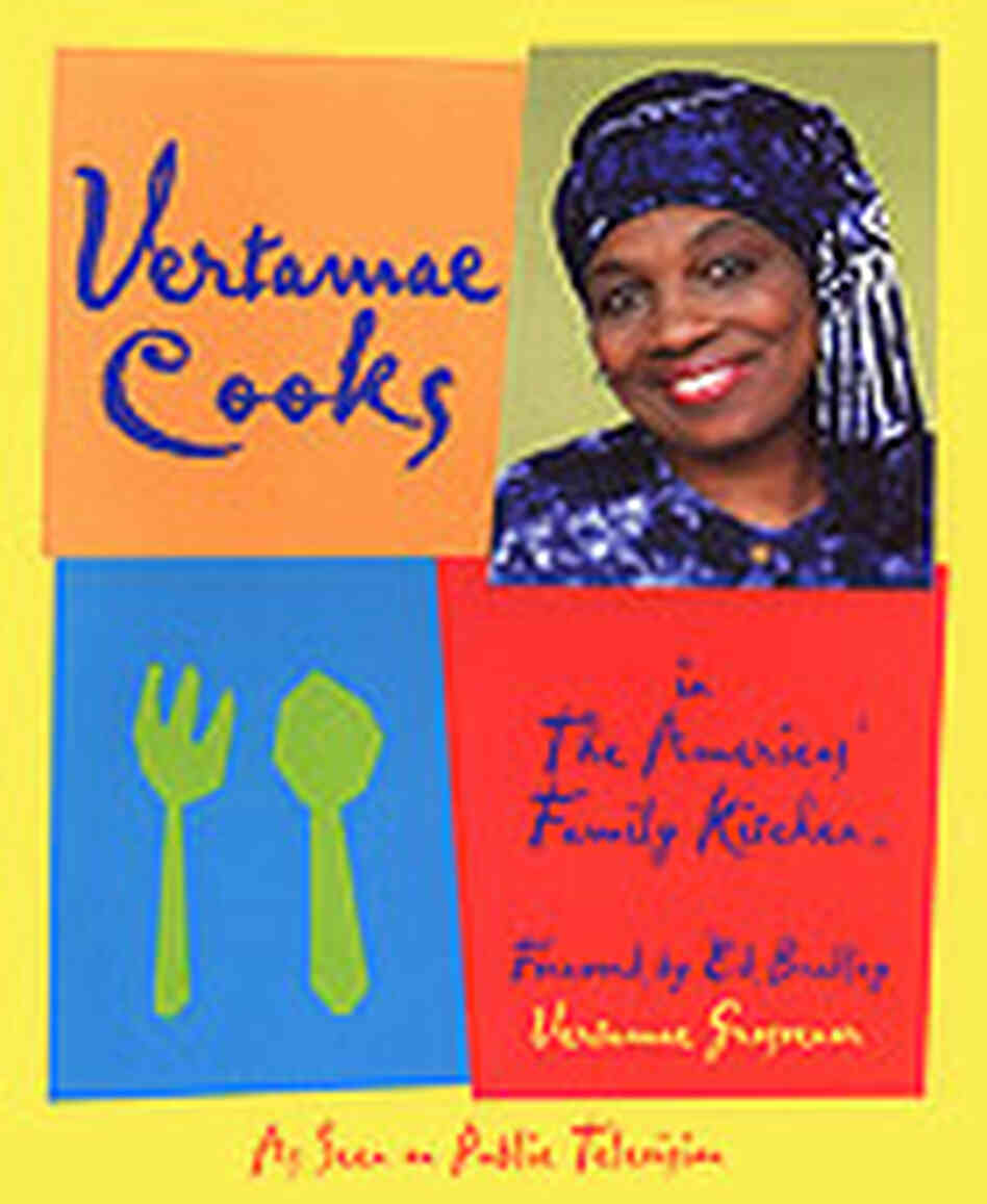 Cover of 'Vertamae Cooks in The Americas' Family Kitchen'