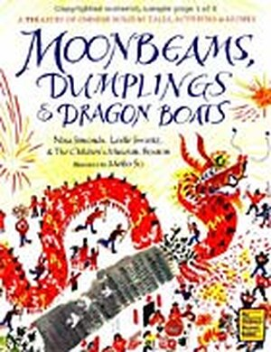 'Moonbeams, Dumplings & Dragon Boats' book cover.