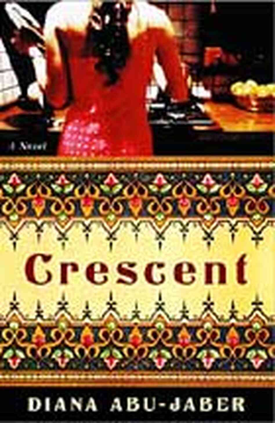 Book Cover of 'Crescent'