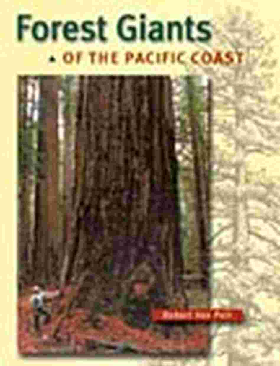 'Forest Giants of the Pacific Coast' book cover