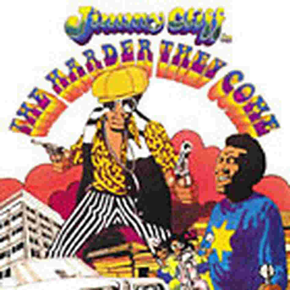 Cover of 'The Harder They Come' CD