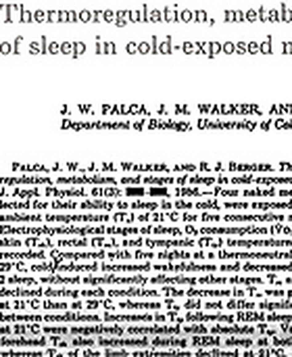 stages of sleep research paper Sleep research timeline allan rechtschaffen and anthony kales devise a standardized terminology and scoring system to classify the different sleep stages.