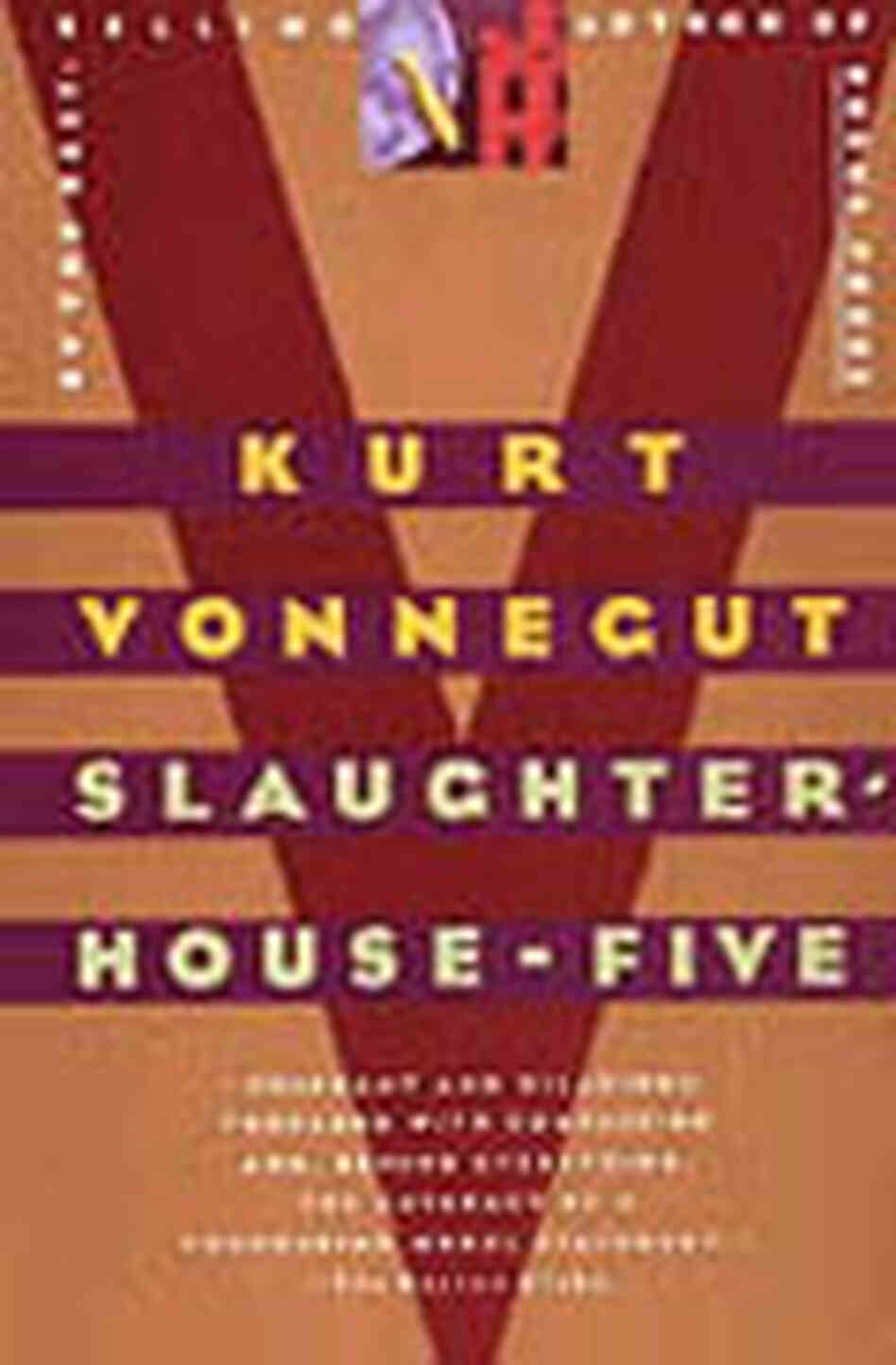 Kurt Vonnegut: So it goes