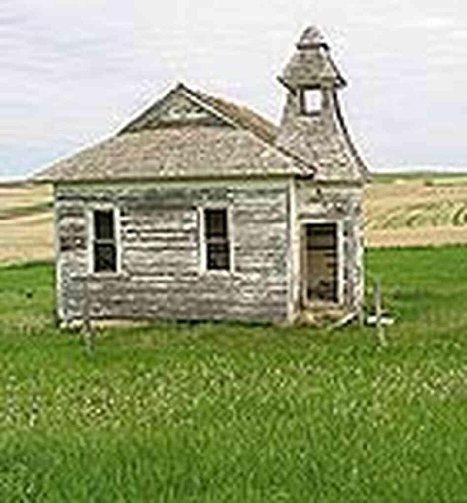 Meth A Growing Menace In Rural America : NPR