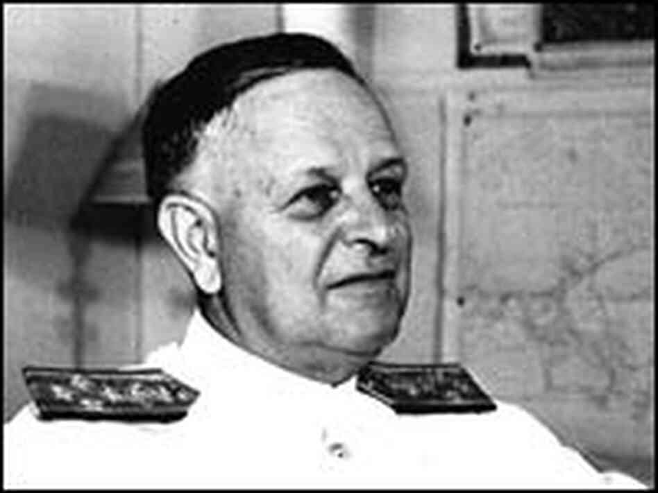 Adm. Husband Kimmel