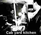 Cab yard kitchen