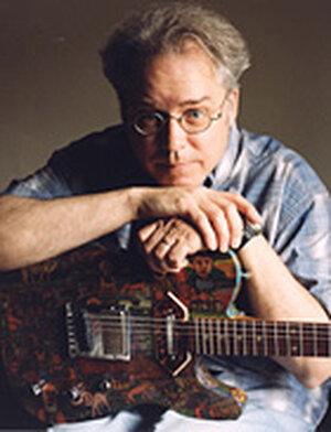 Guitarist Bill Frisell
