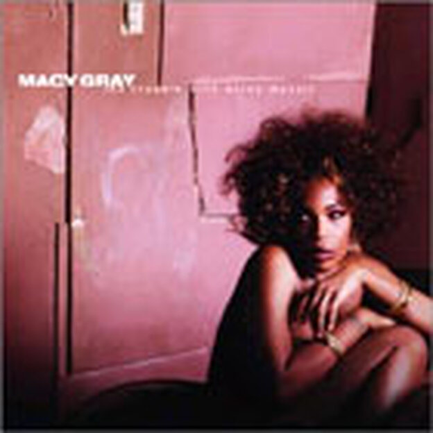 The Trouble with Being Myself, Macy Gray's latest CD.
