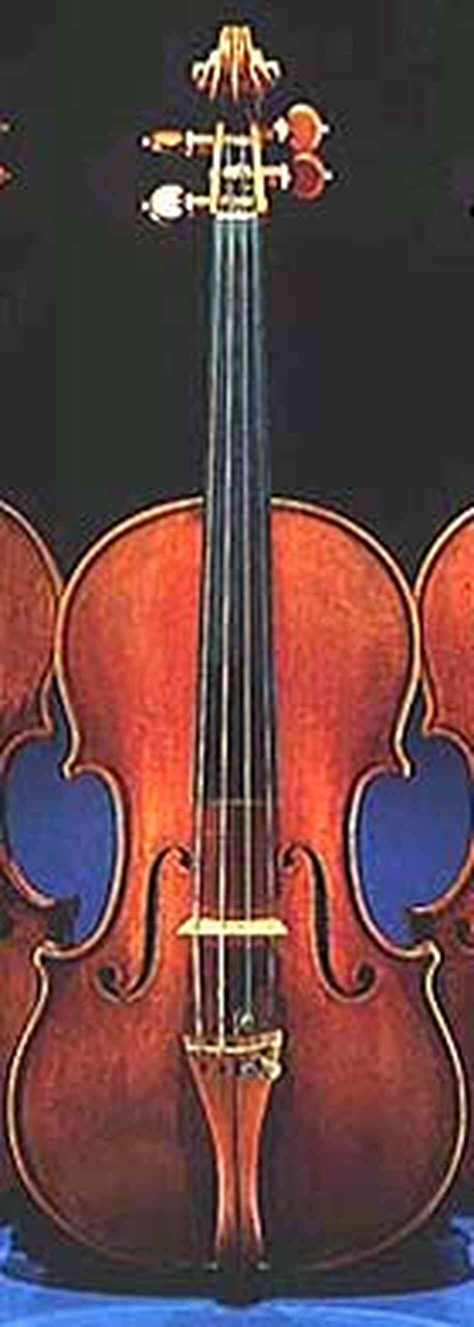 The 'Betts' violin