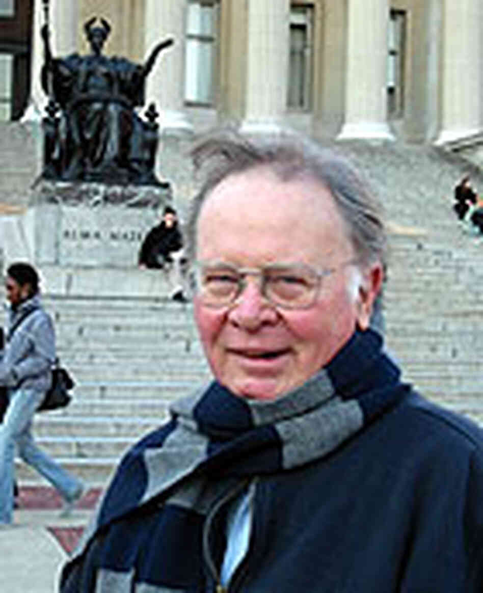 Columbia University Oceanographer Wallace Broecker