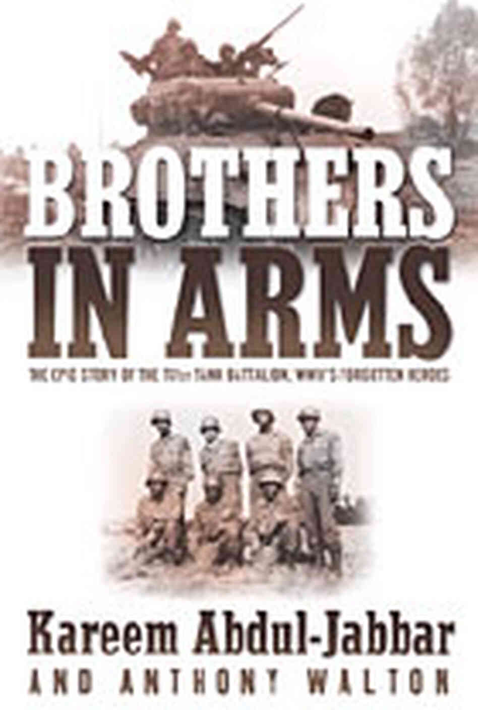 'Brothers in Arms' book cover