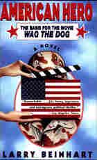 Cover of Larry Beinhart's 'American Hero'